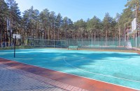 санаторий Ружанский - Спортплощадка