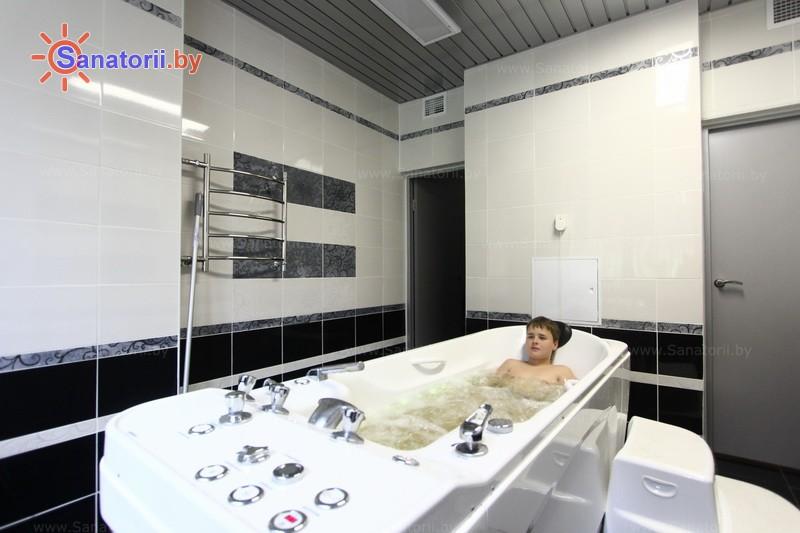 Санатории Белоруссии Беларуси - санаторий Ружанский - Ванны гидромассажные