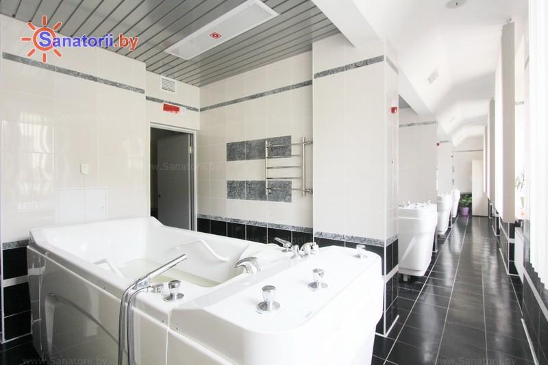 Санатории Белоруссии Беларуси - санаторий Ружанский - Ванны общие