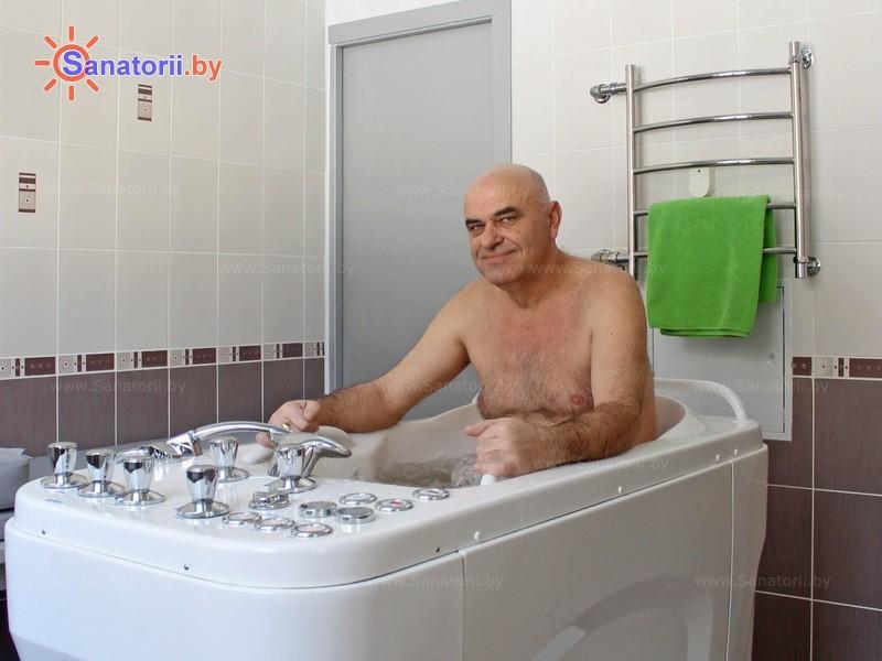 Санатории Белоруссии Беларуси - санаторий Ружанский - Пантолечение (рога морала)