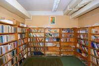 детский санаторий Богатырь - Библиотека