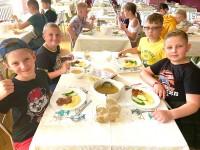 детского санатория Академия здоровья - Питание
