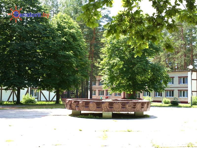 Санатории Белоруссии Беларуси - детский санаторий Академия здоровья - Территория и природа