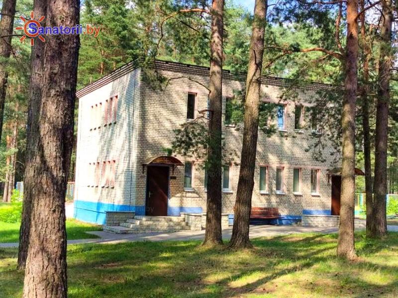 Санатории Белоруссии Беларуси - детский санаторий Академия здоровья - Корпуса