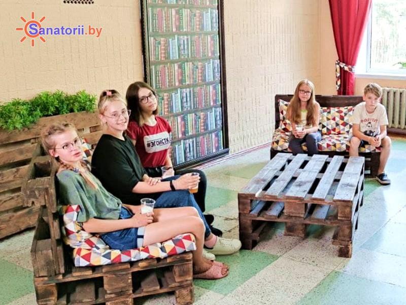 Санатории Белоруссии Беларуси - детский санаторий Академия здоровья - Фитотерапия