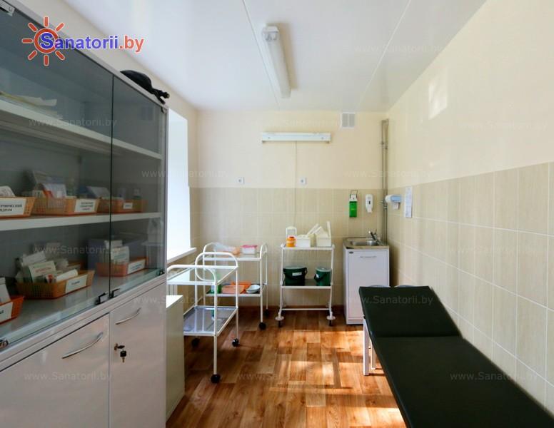 Санатории Белоруссии Беларуси - детский санаторий Богатырь - Процедурный кабинет