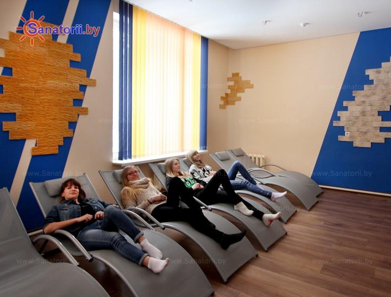 Санатории Белоруссии Беларуси - ДРОЦ Колос - Ароматерапия