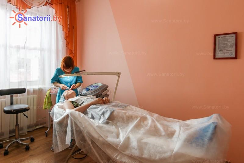 Санатории Белоруссии Беларуси - ДРОЦ Колос - Косметический салон
