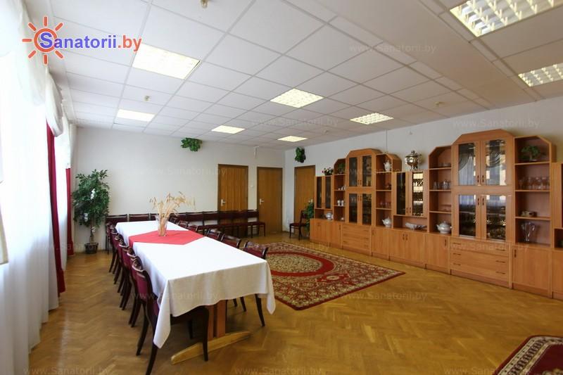 Санатории Белоруссии Беларуси - ДРОЦ Ждановичи - Банкетный зал