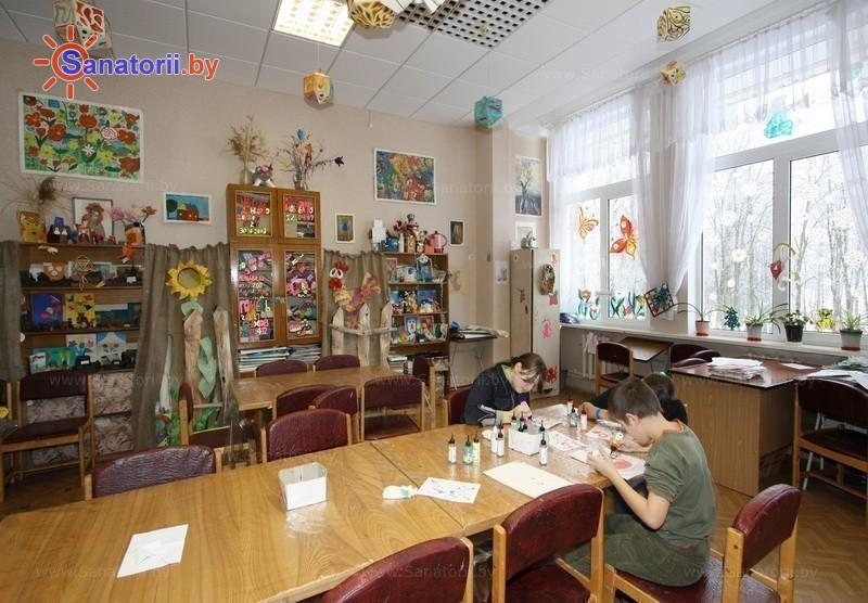Санатории Белоруссии Беларуси - ДРОЦ Ждановичи - Школа