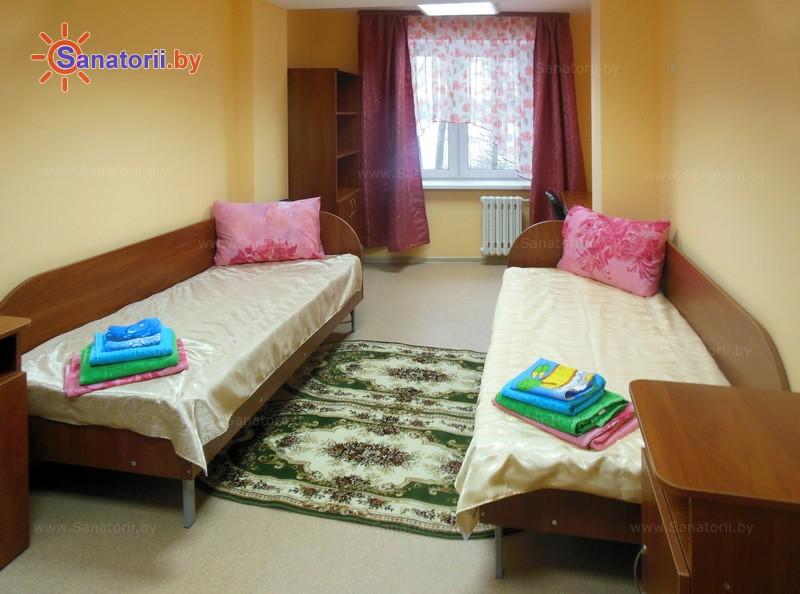 Санатории Белоруссии Беларуси - ДРОЦ Ждановичи - двухместный в блоке (2+2) (спальный корпус №1)