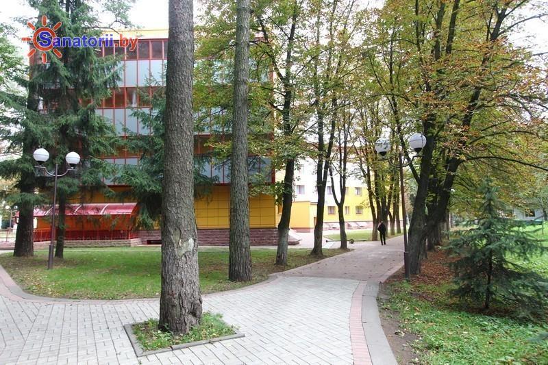 Санатории Белоруссии Беларуси - ДРОЦ Ждановичи - спальный корпус №3