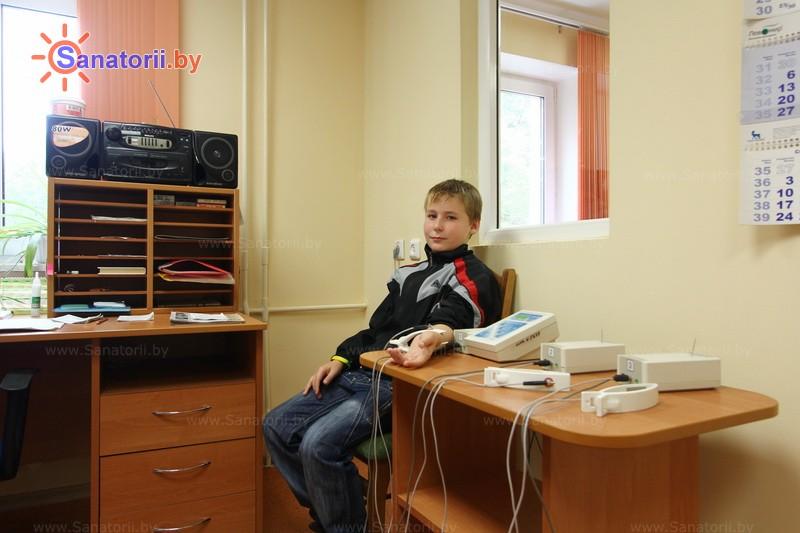 Санатории Белоруссии Беларуси - ДРОЦ Ждановичи - Аэроионотерапия
