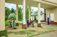 HICC Jemchujina Vitebsk - Outdoor gym