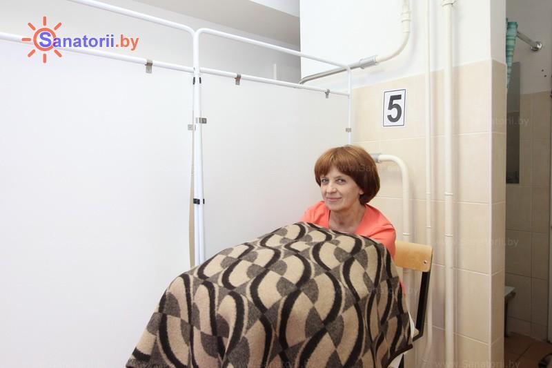 Санатории Белоруссии Беларуси - ДРОЦ Жемчужина - Озокерито-парафинолечение