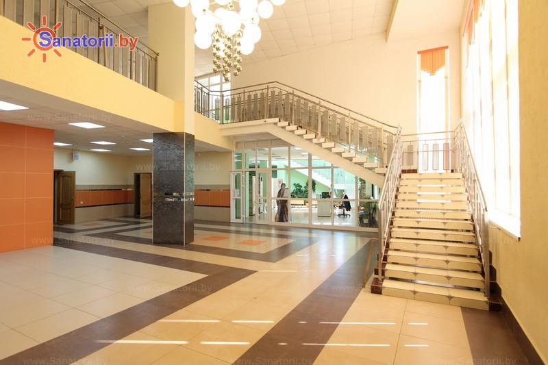 Санатории Белоруссии Беларуси - ДРОЦ Жемчужина - Танцевальный зал