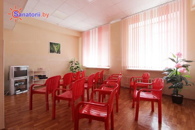 Санатории Белоруссии Беларуси - ДРОЦ Жемчужина - Ароматерапия