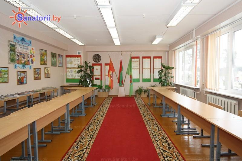 Санатории Белоруссии Беларуси - ДРОЦ Жемчужина - Школа