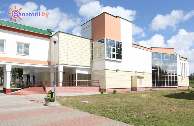 Санатории Белоруссии Беларуси - ДРОЦ Жемчужина - физкультурно-оздоровительный комплекс