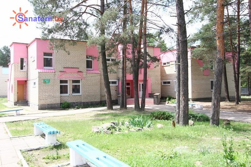 пансионат зелёный бор в московской области