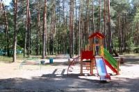 ДРОЦ Пралеска - Детская площадка