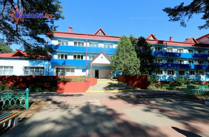 Санатории Белоруссии Беларуси - ДРОЦ Пралеска - корпус №1