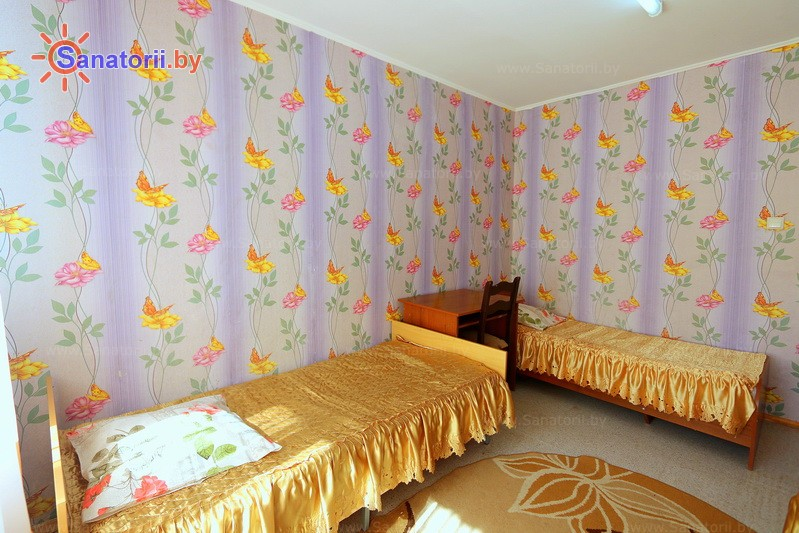 Санатории Белоруссии Беларуси - ДРОЦ Пралеска - трехместный в блоке (корпус №1)