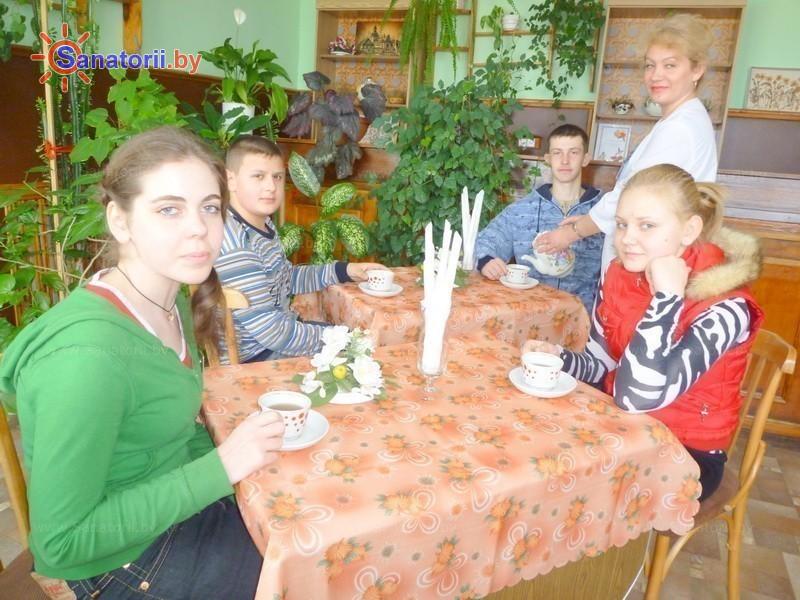 Санатории Белоруссии Беларуси - ДРОЦ Пралеска - Фитотерапия