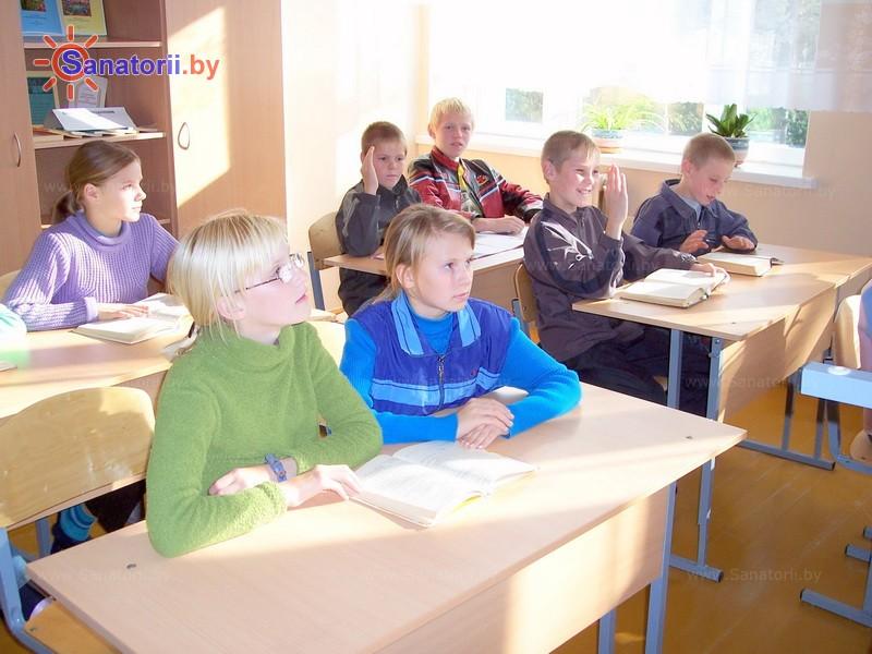 Санатории Белоруссии Беларуси - ДРОЦ Пралеска - Школа