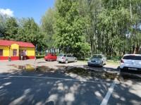 детский санаторий Случь - Парковка
