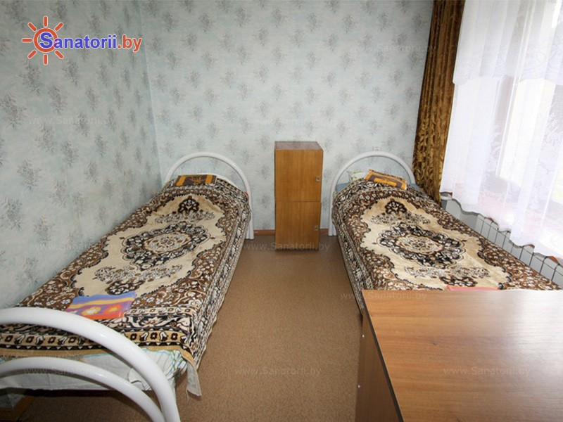 Санатории Белоруссии Беларуси - детский санаторий Случь - двухместный однокомнатный (корпус №4)