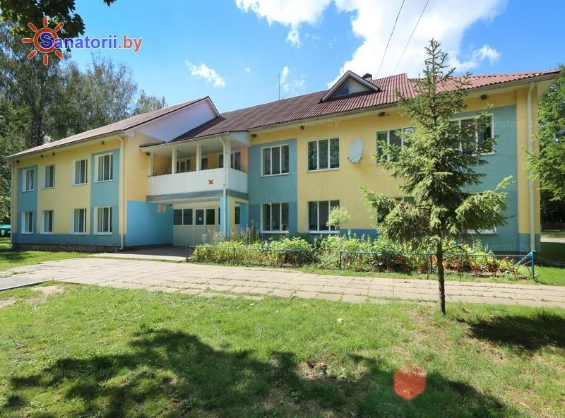 Санатории Белоруссии Беларуси - детский санаторий Случь - спальный корпус №4