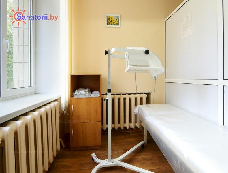 Санатории Белоруссии Беларуси - детский санаторий Случь - Светолечение