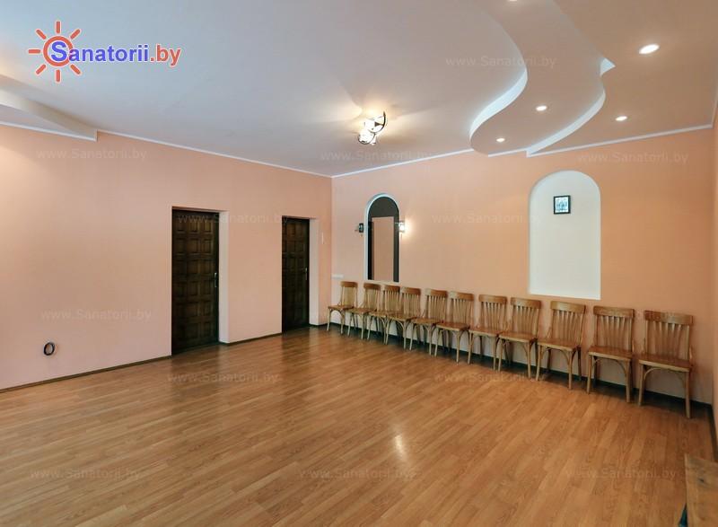 Санатории Белоруссии Беларуси - детский санаторий Случь - Инфраструктура