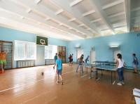 health resort for children Solnyshko - Gym