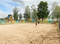 health resort for children Solnyshko - Sportsground