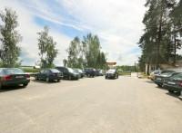 health resort for children Solnyshko - Parking