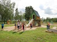 детский санаторий Солнышко - Детская площадка