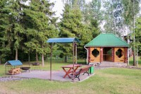 health resort for children Rosinka - Barbeque site