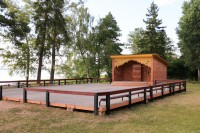 health resort for children Rosinka - Outdoor disco