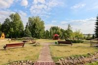 детского санатория Росинка - Территория и природа