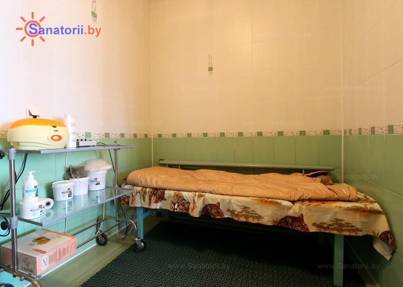 Санатории Белоруссии Беларуси - детский санаторий Росинка - Косметические обертывания