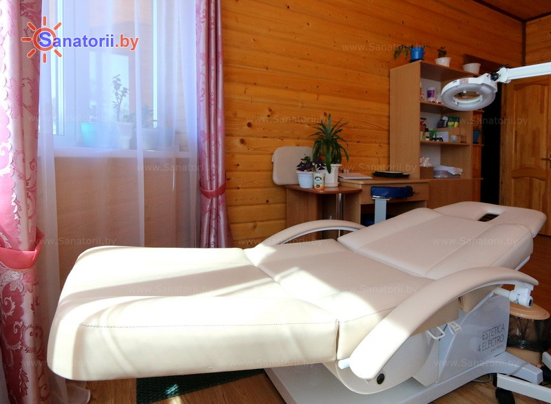 Санатории Белоруссии Беларуси - детский санаторий Росинка - Косметический салон