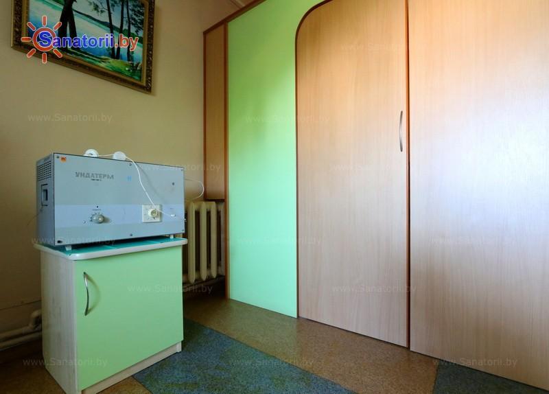 Санатории Белоруссии Беларуси - детский санаторий Росинка - Увч-терапия