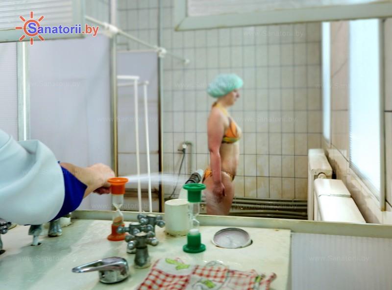 Санатории Белоруссии Беларуси - детский санаторий Росинка - Душ струевой (душ Шарко)