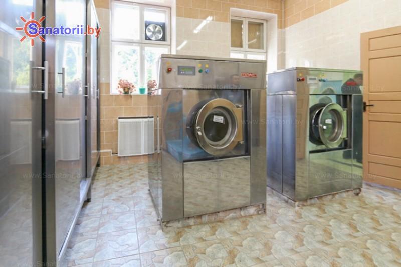 Санатории Белоруссии Беларуси - детский санаторий Росинка - Прачечная самообслуживания