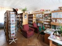 детский санаторий Налибокская пуща - Библиотека