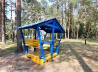 детского санатория Налибокская пуща - Территория и природа