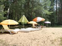 детский санаторий Налибокская пуща - Пляж