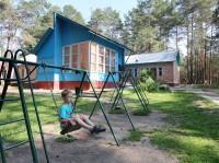 детский санаторий Налибокская пуща - Детская площадка